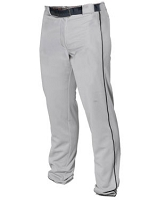 Teamwork Athletic Adult Piped Polyester Baseball Pant